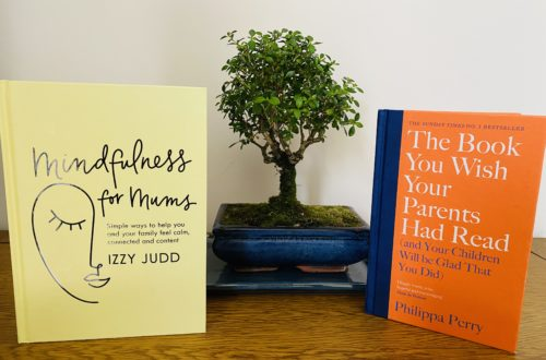 Mindfulness for Mums and The Book You Wish Your Parents Had Read